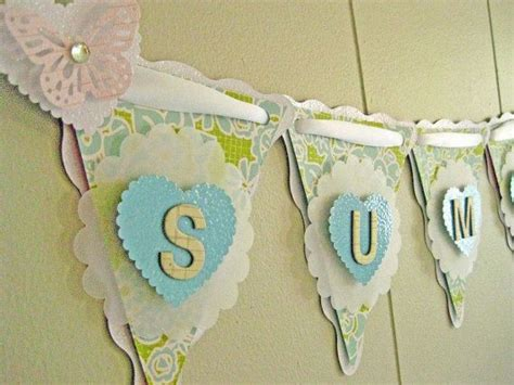 Custom Made Baby Shower Banners by Baby Shower Decoration Baby Shower Banner Birthday