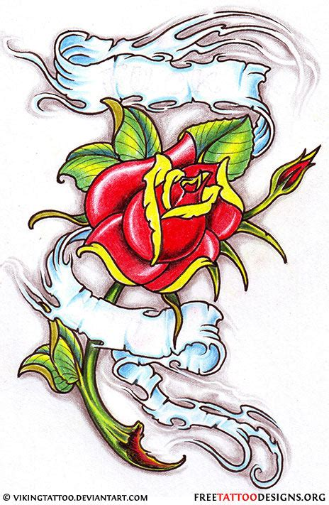 rose tattoo colors 50 tattoos meaning