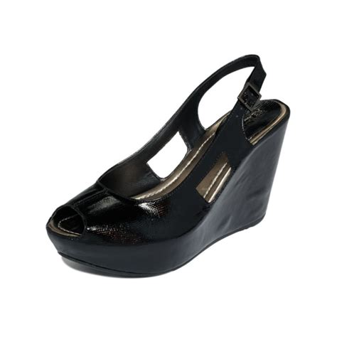 kenneth cole reaction wedge sandals kenneth cole reaction soley u platform wedge sandals in