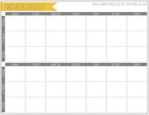 two week calendar template 2 week printable calendar free 2017 calendar printable