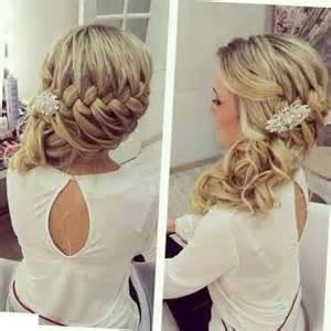 coiffure temoin mariage cheveux mi tendances 233 t 233 2017