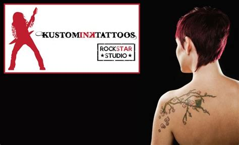 tattoo consultation kustom ink tattoos vouchers retail johannesburg