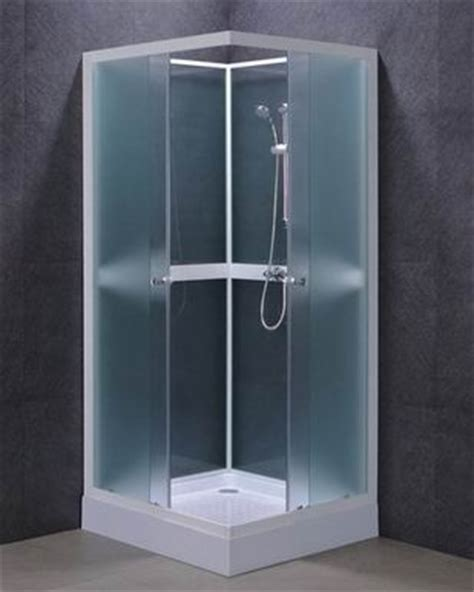 Free Standing Shower Stall Kit by Free Standing Shower Stalls