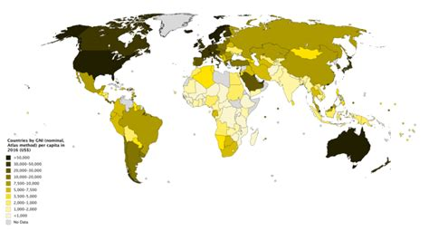 gross national income per capita 2015 atlas method and ppp list of countries by gni nominal atlas method per