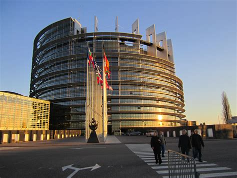 sede parlamento europeo strasburgo brexit adesso la ue si guardi allo specchio