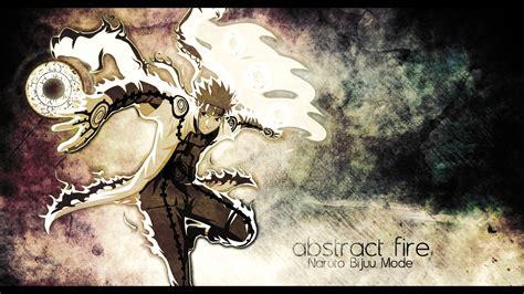 Abstract Naruto Wallpaper | abstract fire naruto bijuu mode wallpaper by eazyhd on