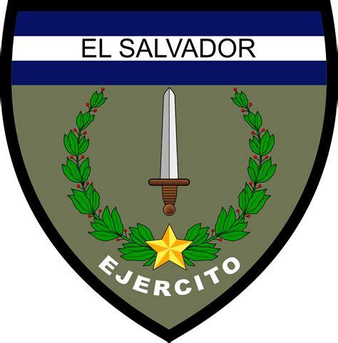 ejercito de el salvador salvadoran army wikipedia