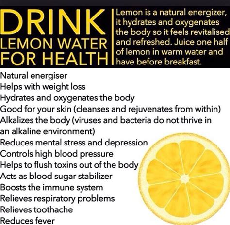 Lemon And Warm Water Detox Diet by 72 Best Images About Fitness Motivation Alison Blaker On