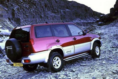 nissan terrano ii 1993 2006 used car review review