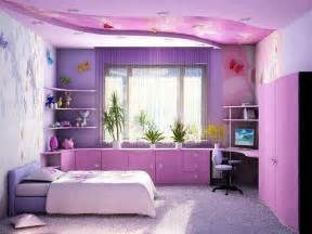 Girls Bedroom Designs 15 Awesome Purple Girls Bedroom Designs Architecture