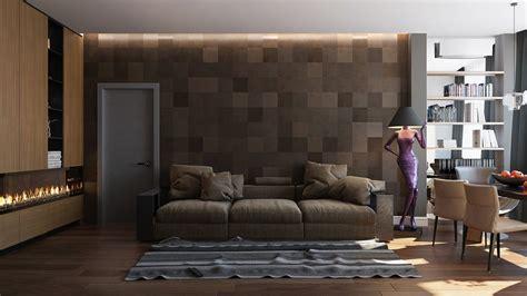 Wood Floor Lamp Plans by 2 Single Bedroom Apartment Designs Under 75 Square Meters