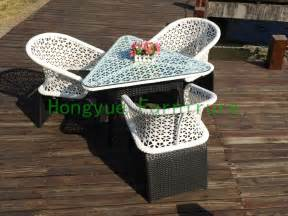 White Wicker Patio Furniture Sets Aliexpress Buy Patio White Wicker Furniture Set Wicker Outdoor Furniture From Reliable