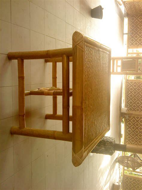Kursi Bambu Sudut kursi bambu istanabamboofurniture