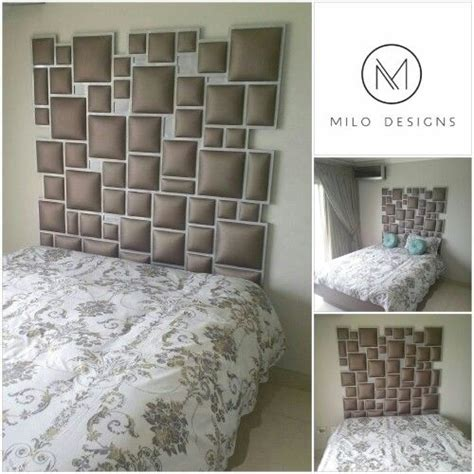 headboard squares squares headboard milo designs pinterest squares and