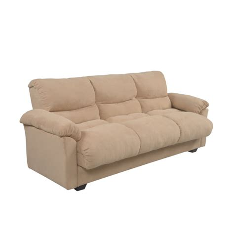 klik klak overstuffed sleeper sofa at mills fleet farm
