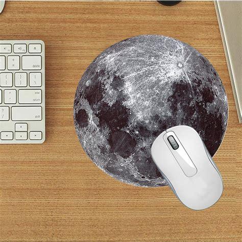 Epaisseur De Verre 4359 by Tapis De Souris Cosmique De Surface De Lune De 8 Quot De