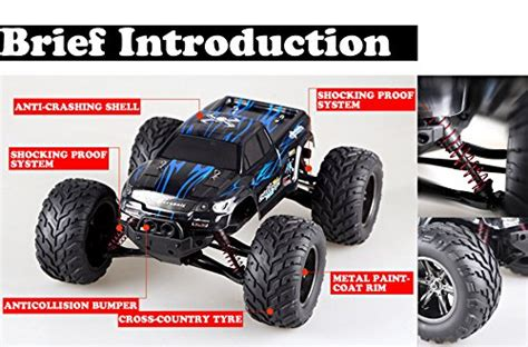 0960030262 3 Truck Remote Import Tozo C2032 Rc Cars High Speed 30mph 1 12 Scale Rtr Remote