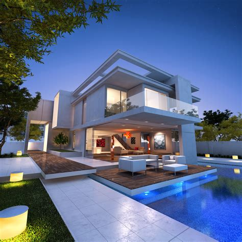 Modern Contemporary Home | modern contemporary homes dream modern homes