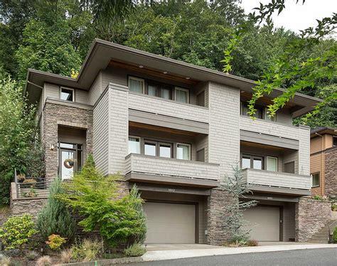 multi family houses hillside multi family home plan 69111am architectural