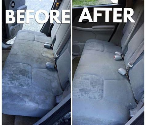 Clean Upholstery In Car by 1000 Ideas About Upholstery Cleaner On