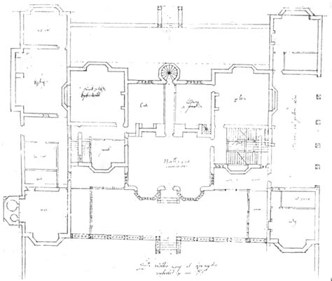 house architectural plans holland house london wikiwand