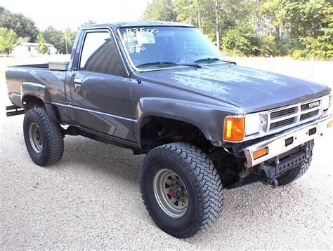 Toyota 4x4 1988 1988 Toyota 4x4 Toyota 4x4