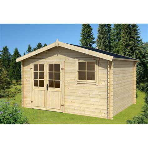 abri de jardin en bois bricorama abri de jardin en bois montana 10 43 m 178 abris de jardin abris de jardin garage jardin