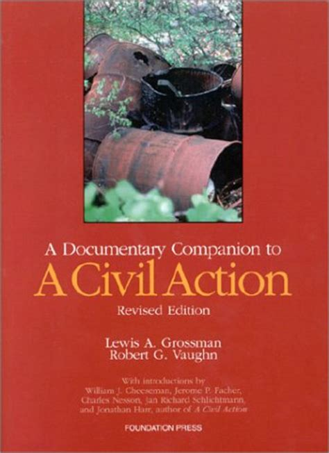 a civil action film questions a documentary companion to a civil action with notes