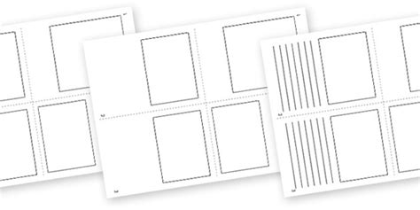 6 best images of book making templates printable pop up