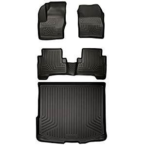 2014 Ford Escape Floor Mats by Husky Liners Weatherbeater Floor Mats And