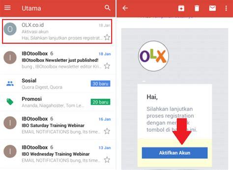 Cara Membuat Iklan Di Olx | cara mudah buat akun olx co id lewat android untuk