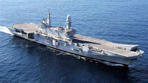 portaerei italiane garibaldi italian aircraft carrier giuseppe garibaldi and cavour
