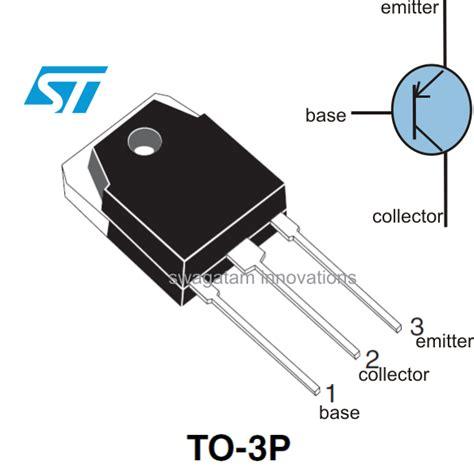 transistor 2n3055 pinout high current transistor tip36 datasheet application note
