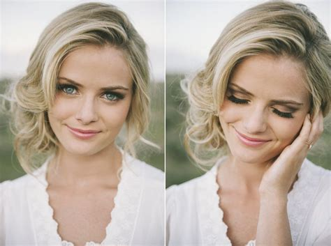 hair and makeup utah field of dreams bridal concept shoot by jessica white