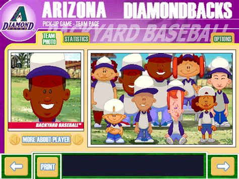 Backyard Baseball Windows 8 Backyard Baseball 2003 Screenshots For Windows Mobygames