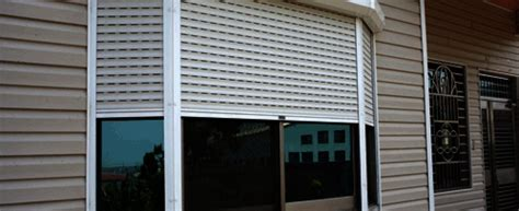 how security shutters can protect your home from the elements