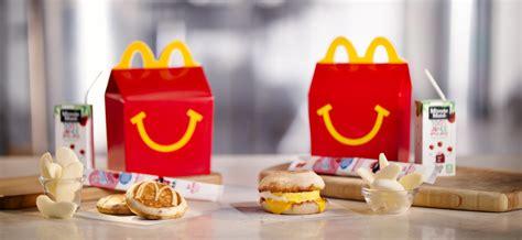 Mcd Breakfast mcdonald s is testing breakfast happy meals