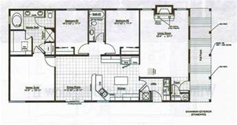 Innovative Kitchen Designs Floor Plan For Homes With Modern Backyard House Plans
