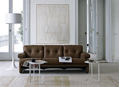 coronado sofa coronado sofa by afra and tobia scarpa for b b italia