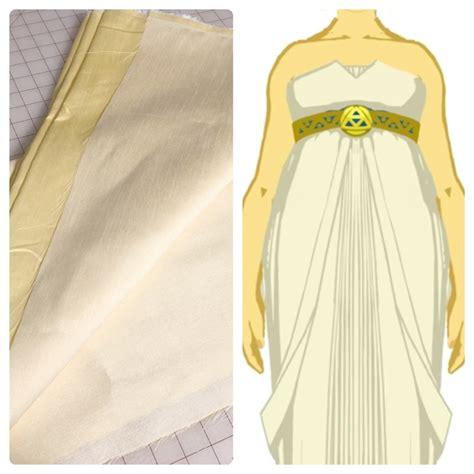 pattern for zelda dress making zelda s dress from breath of the wild maridah