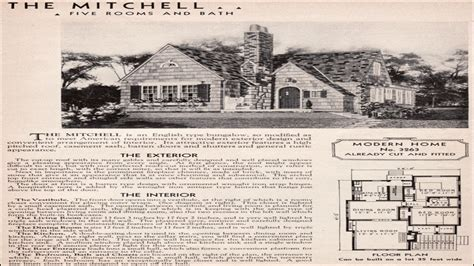 sears catalog house plans sears catalog houses early 1900 sears cottage house plans 1930s house plans