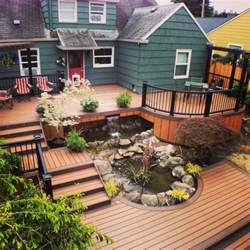 1000 images about multi level deck on patio