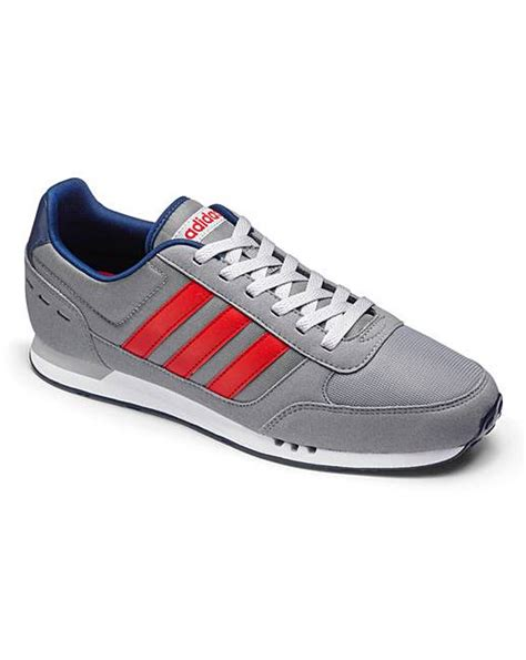 adidas city racer adidas neo city racer mens trainers jacamo