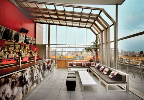 Top Hotel Bars Nyc by Plunge At The Gansenvoort Hotel New York Events