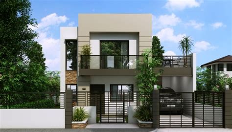 Two Storey House Floor Plan Designs Philippines 22 modern home designs decorating ideas design trends