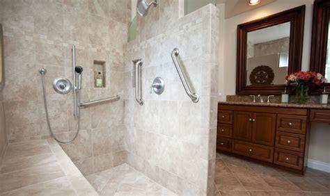 Accessible Showers Bathroom Accessible Bathroom Design