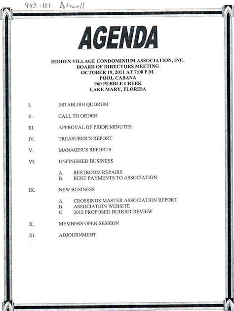 robert of order agenda template exle of meeting agenda template sle templatex1234