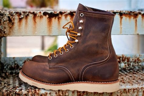 Nordstrom Inches Closer To Manhattan by Wing Heritage 4563 Boot Por Homme Contemporary