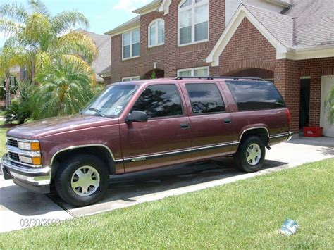 all car manuals free 1997 chevrolet suburban 1500 user handbook chevysuburban123 1997 chevrolet suburban 1500 specs photos modification info at cardomain