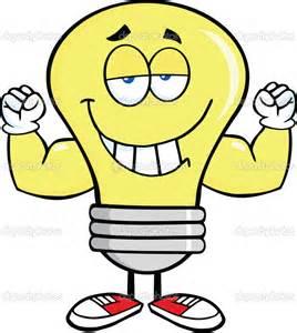 lampada em desenho